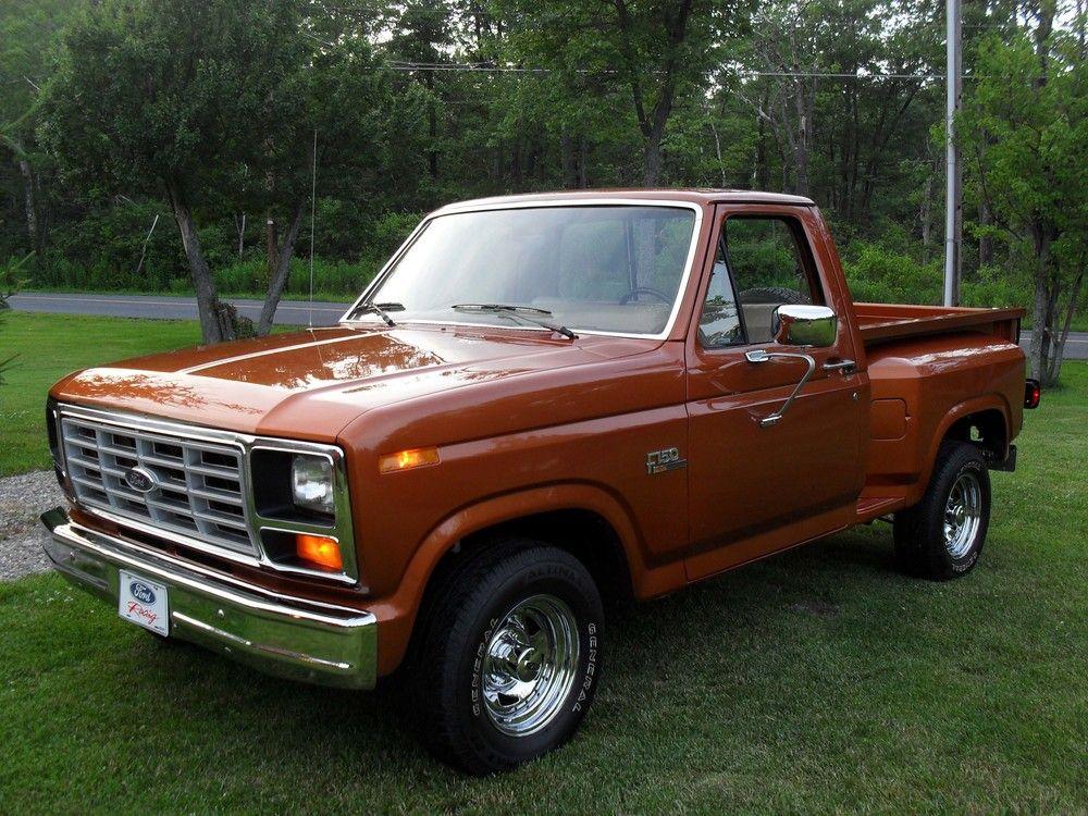 1984`F150copy.jpg (1000×750) Ford pickup trucks, Ford