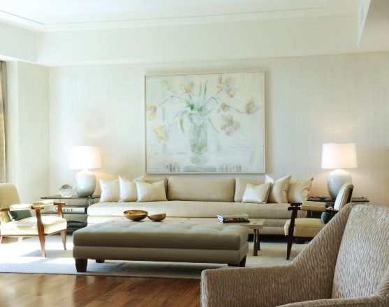 Robert A.M. Stern Architects - Apartment at The Century