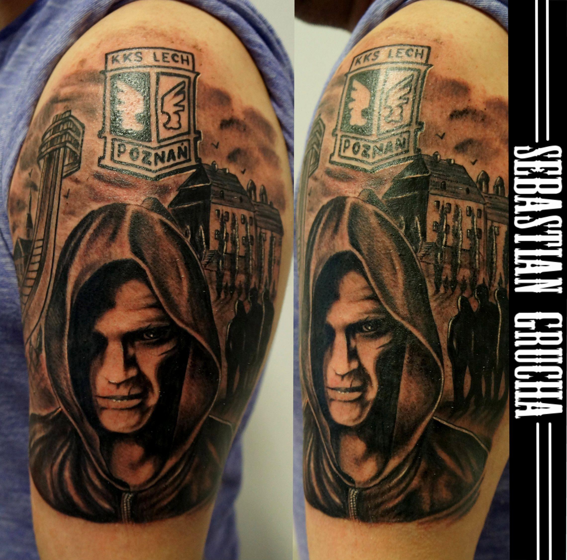 Lechpoznankkslechgruchatattooztattoo Tatuaże Tatuaże