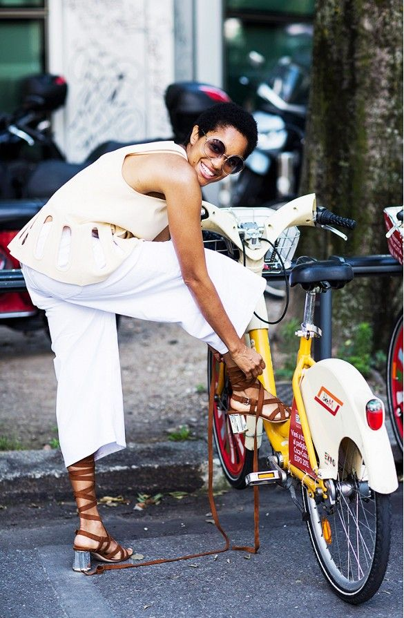 Summer Outfit From the Street Style Elite