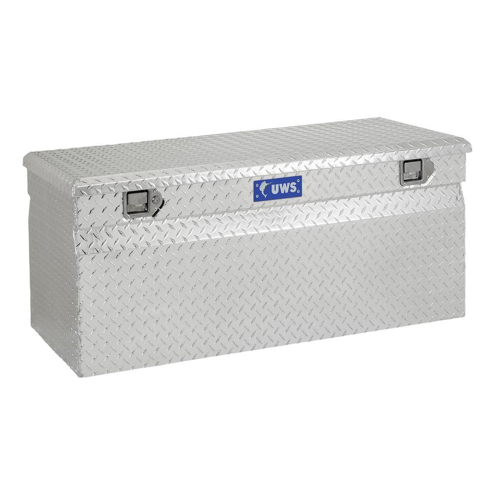 48 in  Aluminum Chest Box for #uws-Carrier | Products | Box