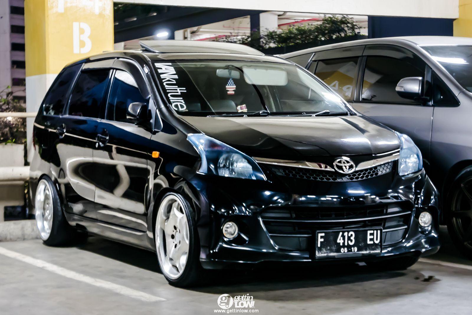 Toyota Avanza Veloz In Style Modifikasi Mobil Mobil Konsep Mobil