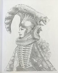 How to color grayscale coloring books