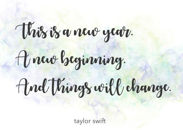2017 Yes Please New Year Inspirational Quotes New Year