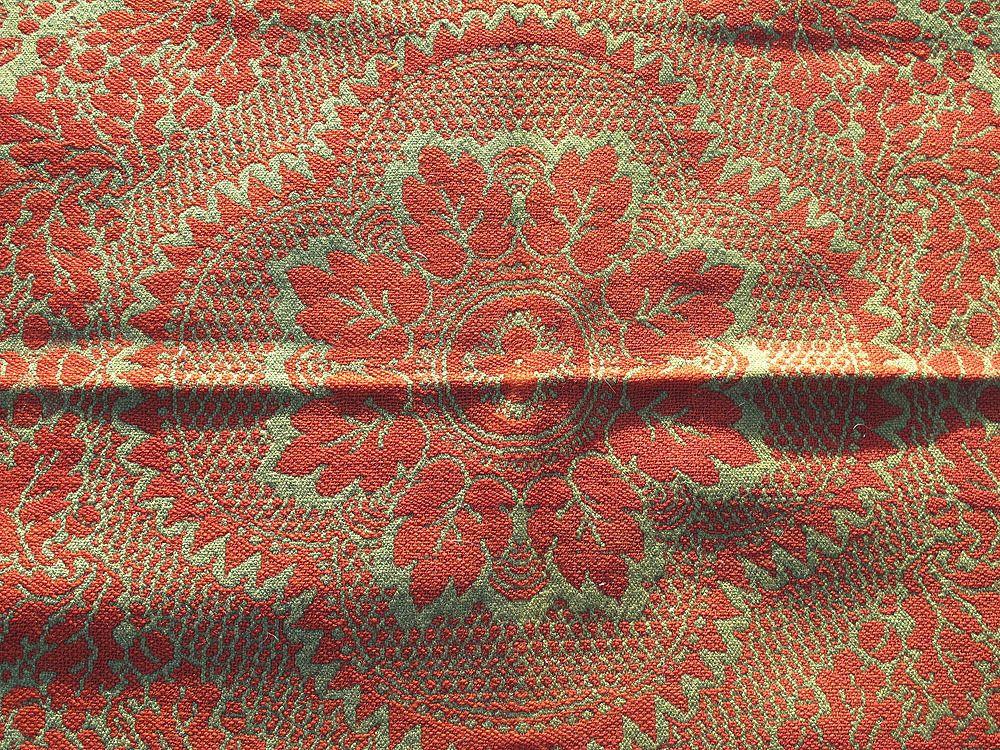 Linens & Textiles (pre-1930) Blanket Mid 19th Century Antique Coverlet Signed Philip Schum Lancaster Pa