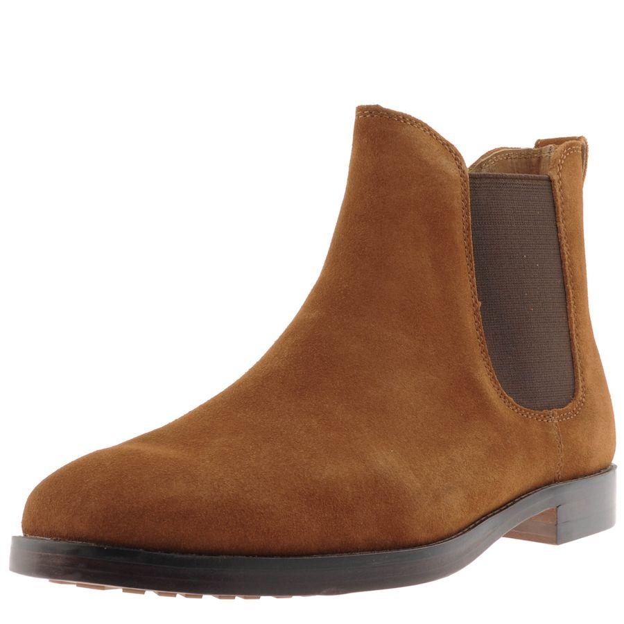Ralph Lauren Casual Shoes Dillian Chelsea  Dark Navy