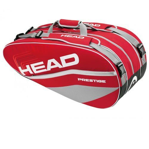 Head Prestige Combi Tennis Bag By Head 75 61 Head Developed The Prestige Ltd Edition As A Must Have For The Ambitiou Tennis Bags Head Tennis Bag Tennis Bag