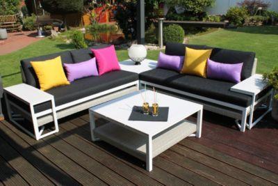 Coole Sitzgarnitur Fr Draussen Im Beliebten Paletten Style