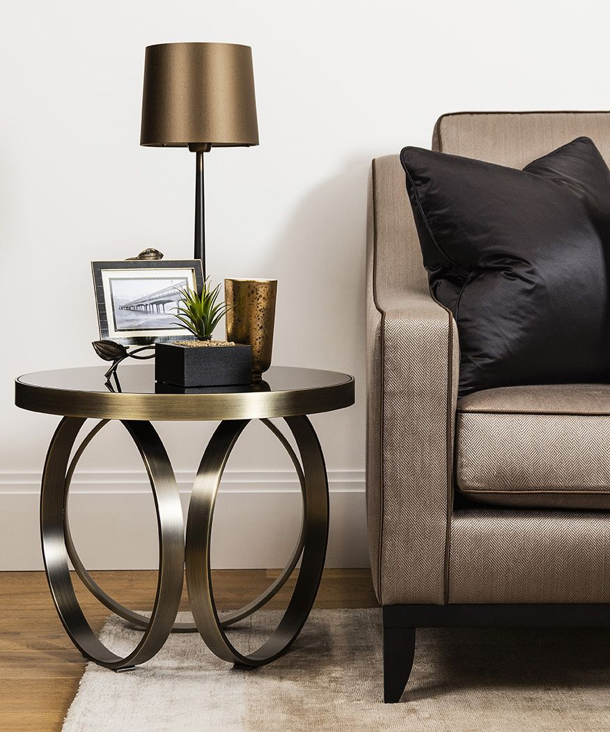 Ottoline Living Room Side Table A Charming Accompaniment At The