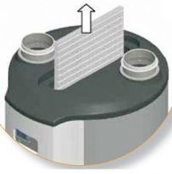 Atlantic Filtre Aeraulix 412132 Chauffe Eau Thermodynamique Filtre Et Chauffe Eau