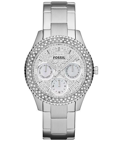 a7f3208e43f4 Fossil Glitz Watch - Women s Watches