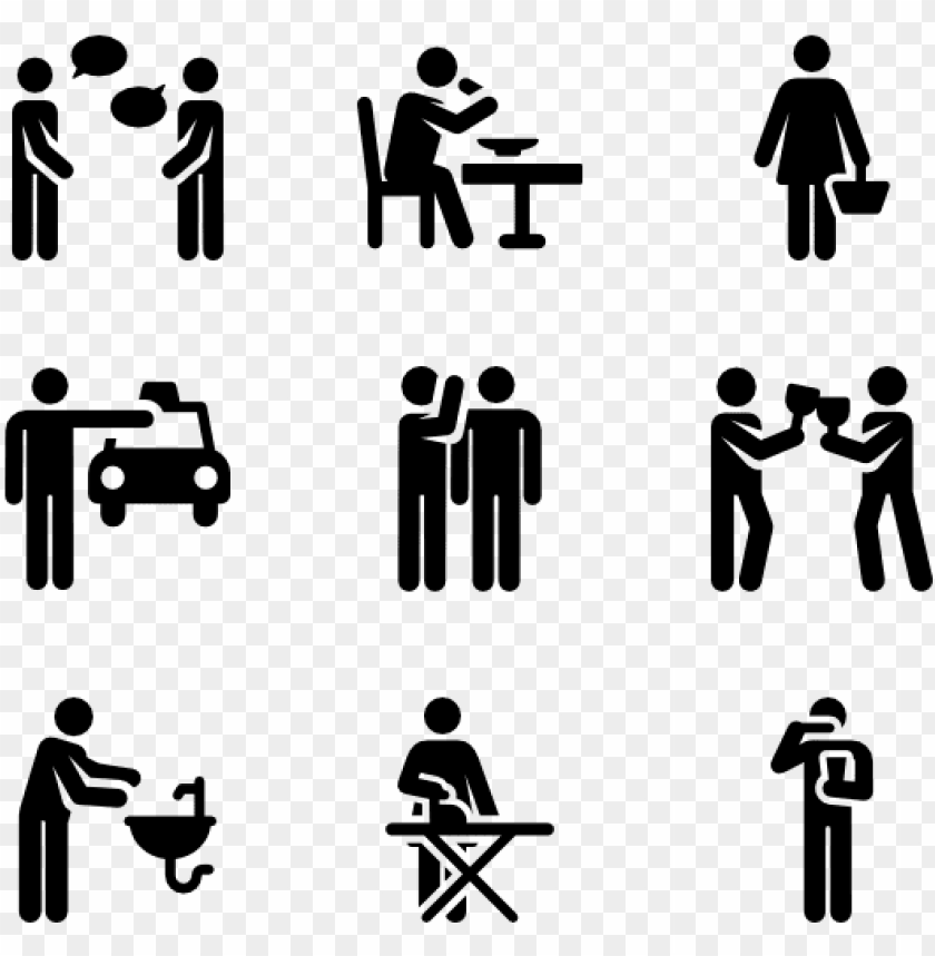Pictograms Icon Family Human Pictogram Png Free Png Images Png Free Png Images Pictogram Png Images Free Png