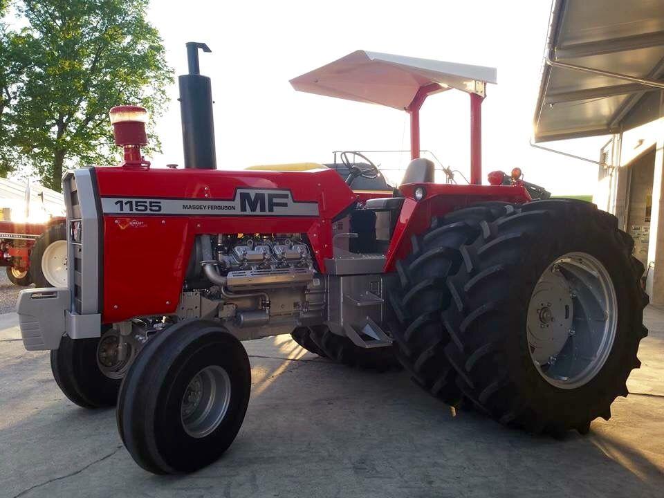 Masseyferguson 1155 Massey Furguson Pinterest Tractor