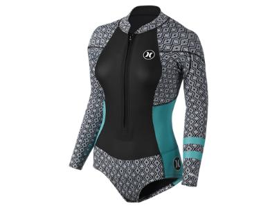 4a0e4c8b1a Hurley Fusion 202 Front Zip Springsuit Women s Wetsuit