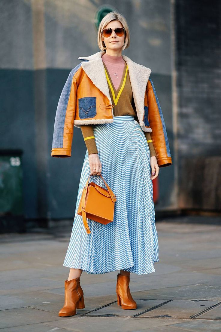 Photo of All the London Fashion Week Street Style Looks You Need to See in 2020 | Cool street fashion, Street