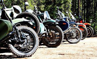 Redleg's Rides