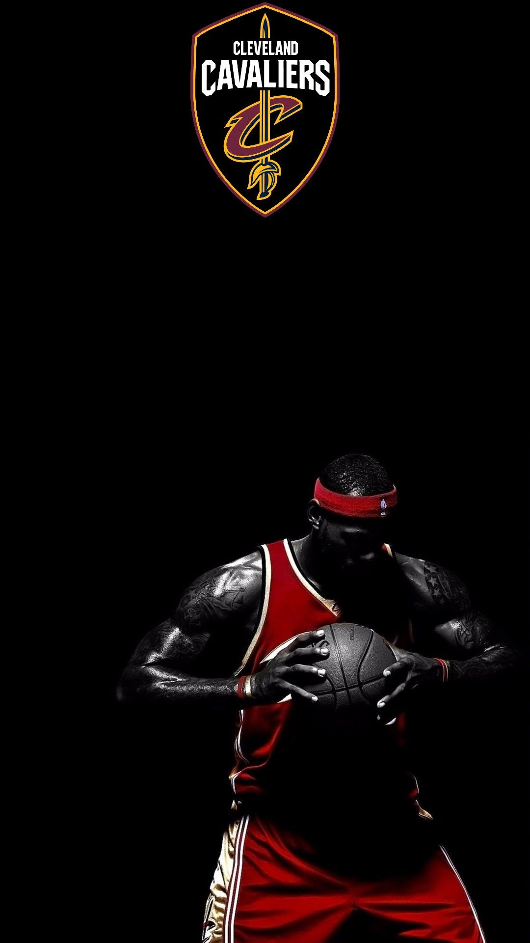 Iphone Wallpaper Hd Lebron James Cavs Wallpaper Lebron James