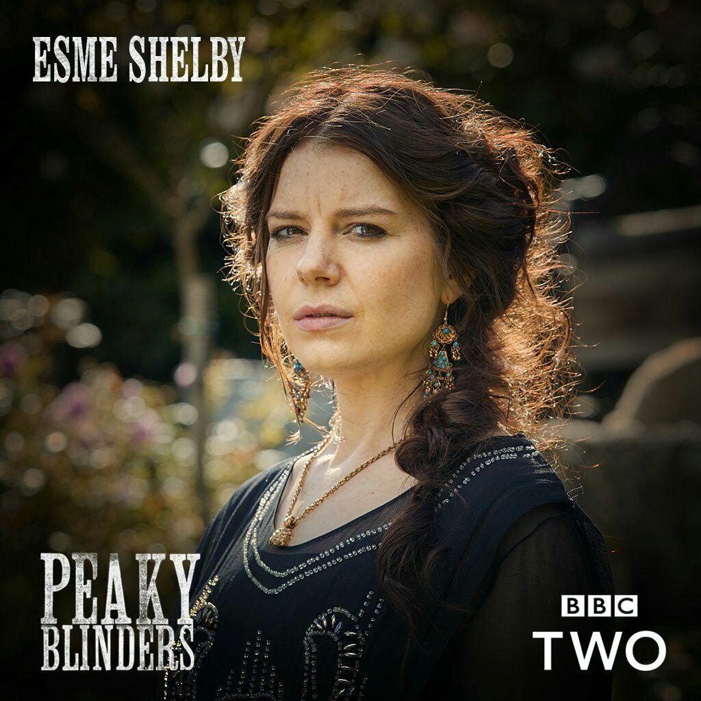 Esme Shelby Peaky Blinders