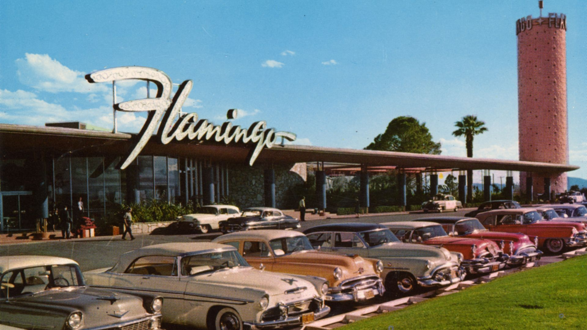 The Flamingo Las Vegas History