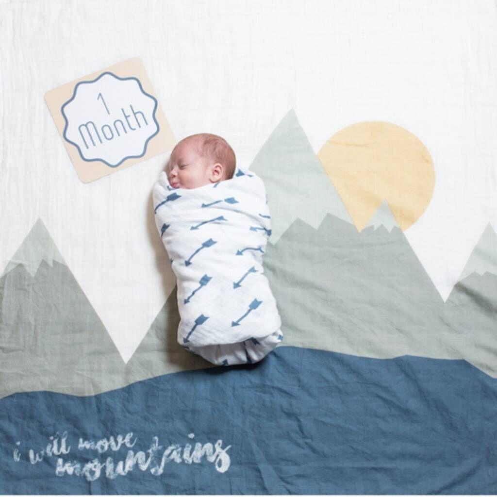 37++ Milestone blanket and card set inspirations