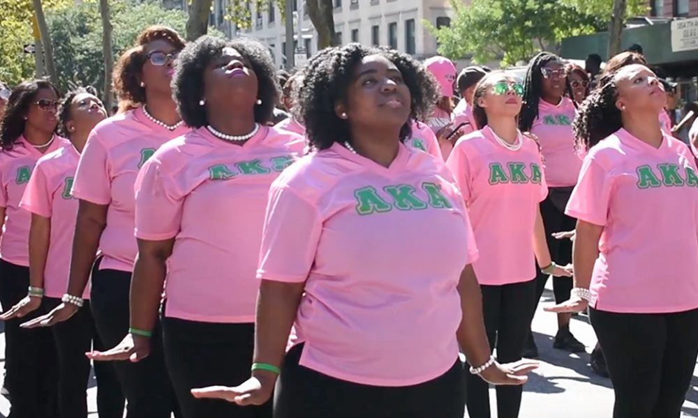 This Is How the AKAs Held It Down at the African American