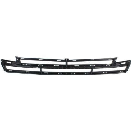 2013 2015 Chevy Spark Front Bumper Grille Black Chevy Black