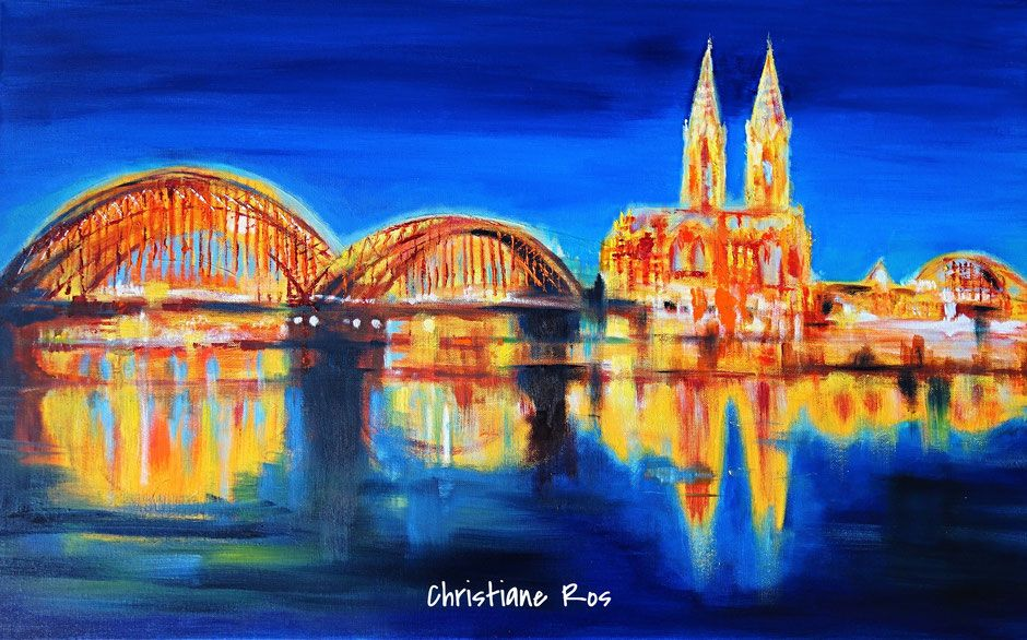 Pin Auf Malerei Stadte