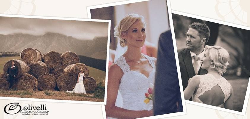 The gorgeous Candice McKechnie (now Thompson), who got married in Adriana,  from