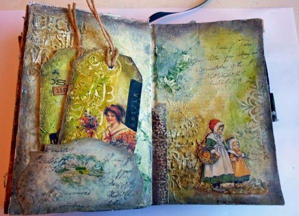 Astrid's Artistic Efforts: Positivity journal update