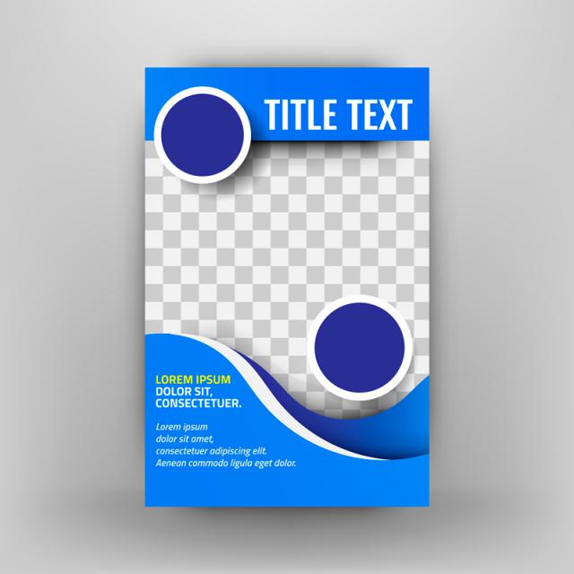 Vektornyj Shablon Dizajna Letchika Dlya Delovoj Broshyury Brochure Design Template Template Design Corporate Brochure Design