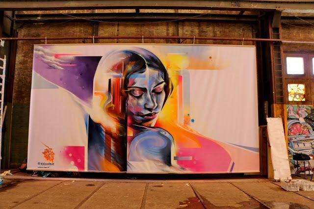 Wall paints, Muurschilderingen, Peintures Murales,Trompe-l\u0027oeil - murales con fotos