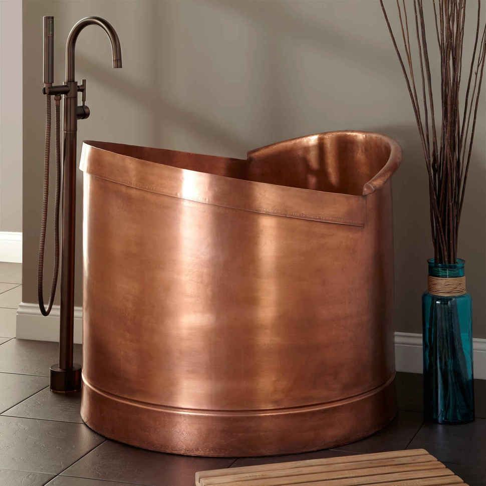Mini Bathtub and Shower Combos for Small Bathrooms   Japanese ...