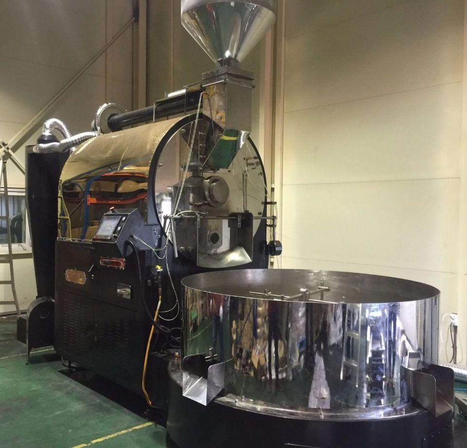 200kg gas heating coffee roasting machines200kg coffee