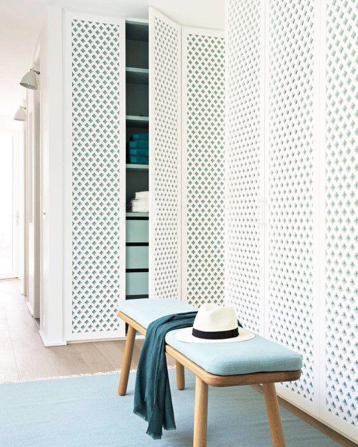Lattice Doors House Interior Home