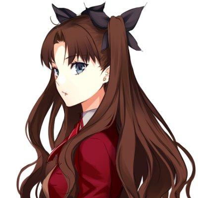 Rin Tohsaka Magerintohsaka Twitter Fate Stay Night Rin Rin Cosplay Fate Stay Night Anime