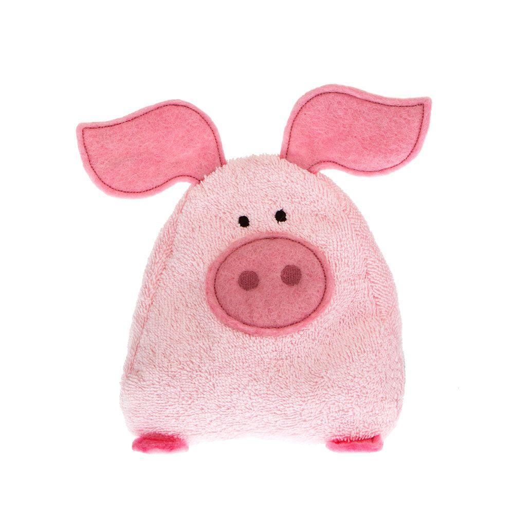 Chriesistei-Kissen - Frederik | Schwein gehabt, Aufwärmen und Mikrowelle