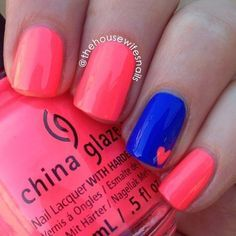 22 Fun And Easy Nail Designs For Beginners Simple Nail Designs