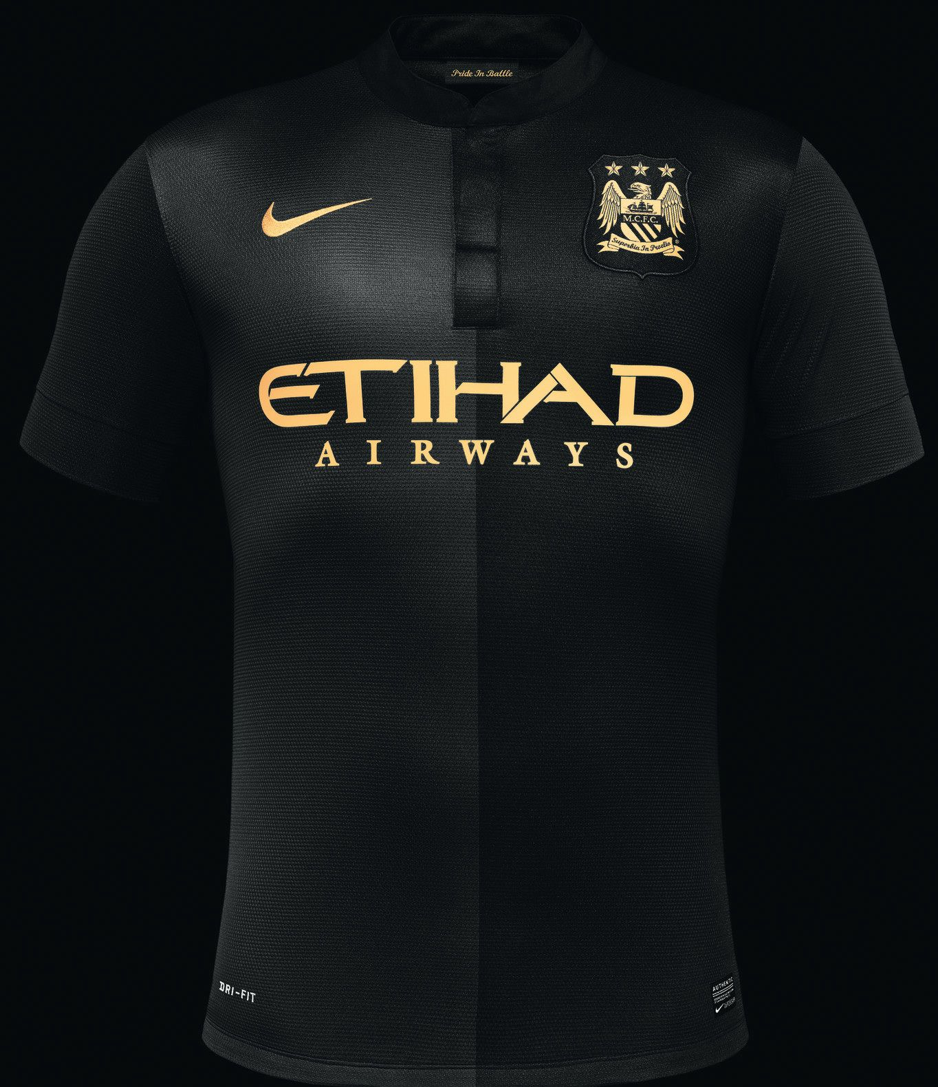 3e7e4b3aa75 Nike Manchester City 2013-2014 Home and Away Kits released