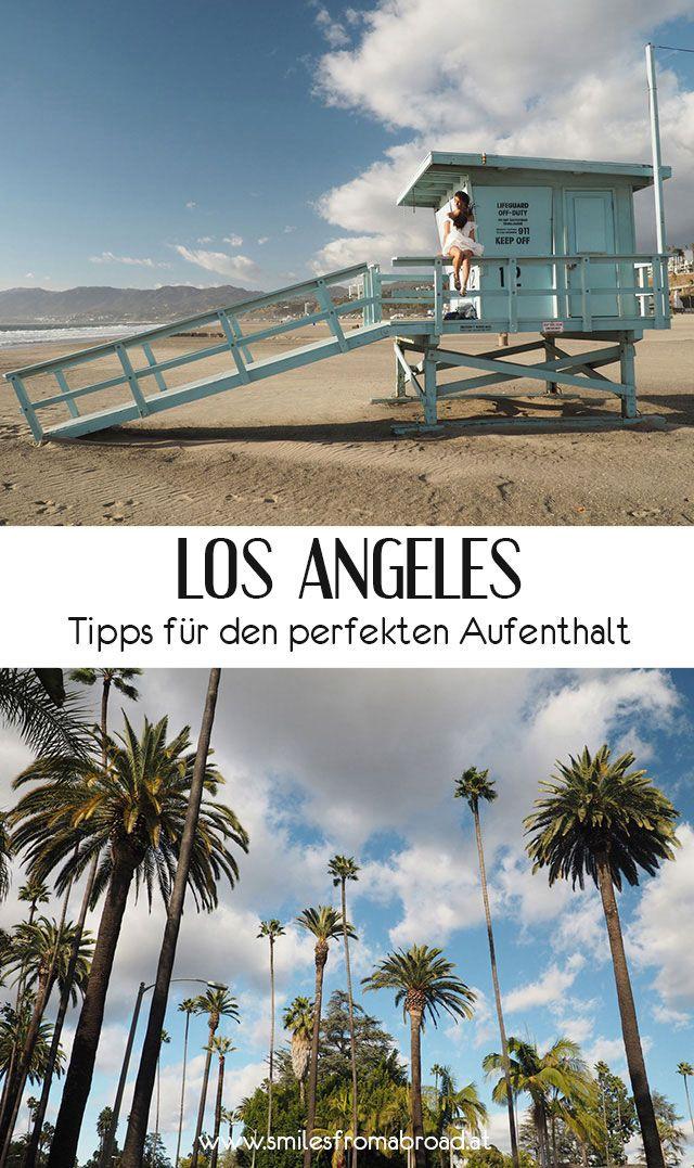Los Angeles - Unterwegs in der City of Angels #aroundtheworldtrips