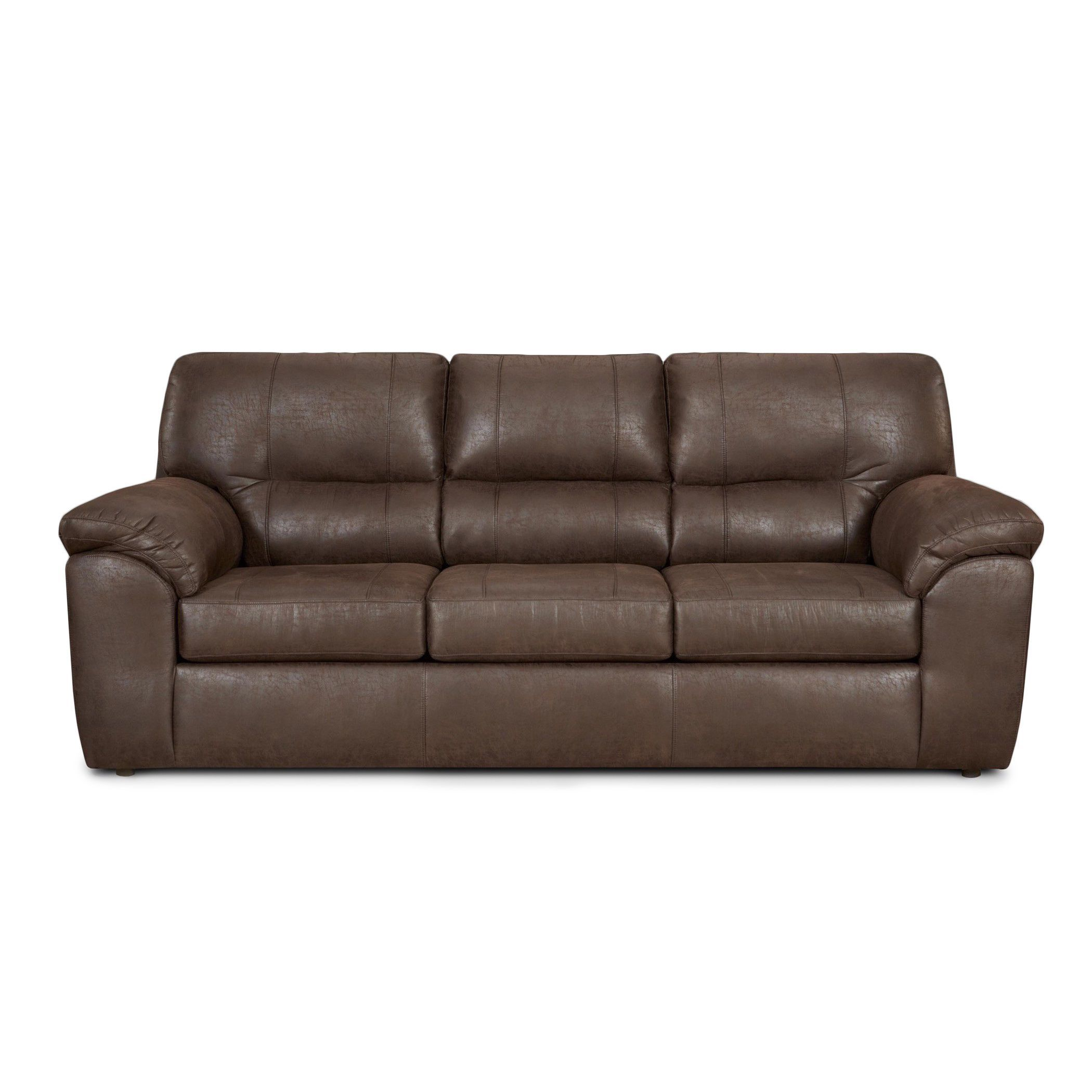 Chance sable sleeper sofa chance sleeper sofa brown polyester