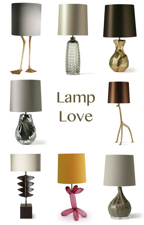 Objects Of Desire Porta Romana Lamps Lamp Giraffe Lamp Shine Your Light