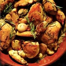 Chicken With Sherry Vinegar And Tarragon Sauce