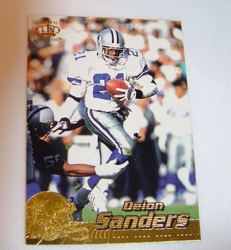 Park Art My WordPress Blog_Deion Sanders Football Card Value