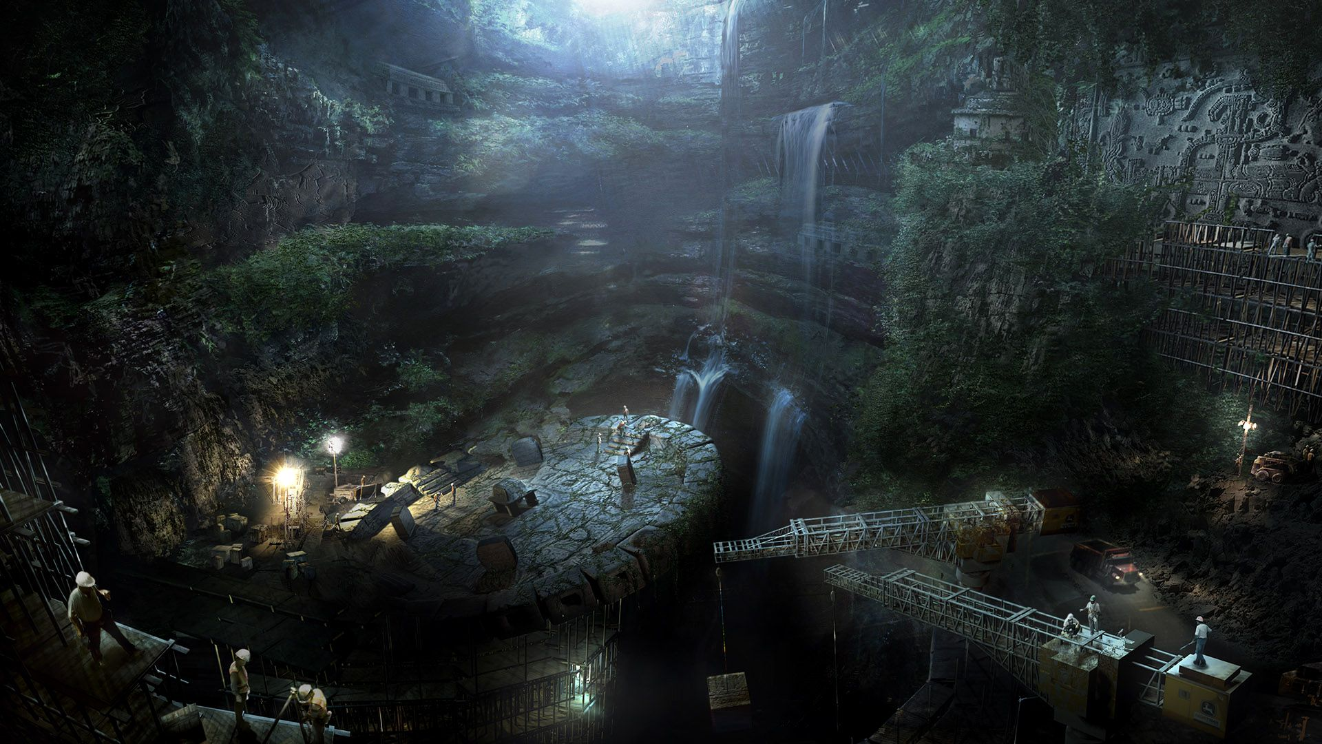 Fantasy Wallpaper 1920x1080 Matte Painting Fantasy Pictures Fantastic Wallpapers