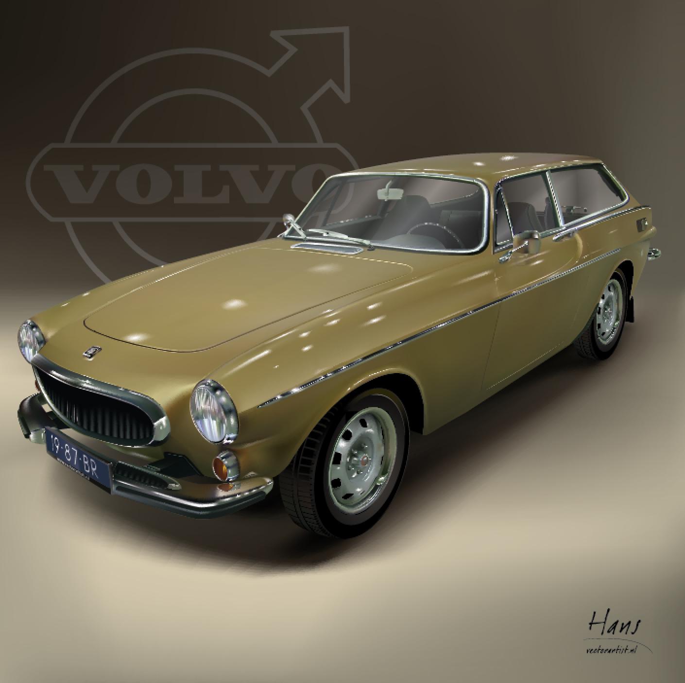Classic Sports Cars, Volvo, Volvo Cars