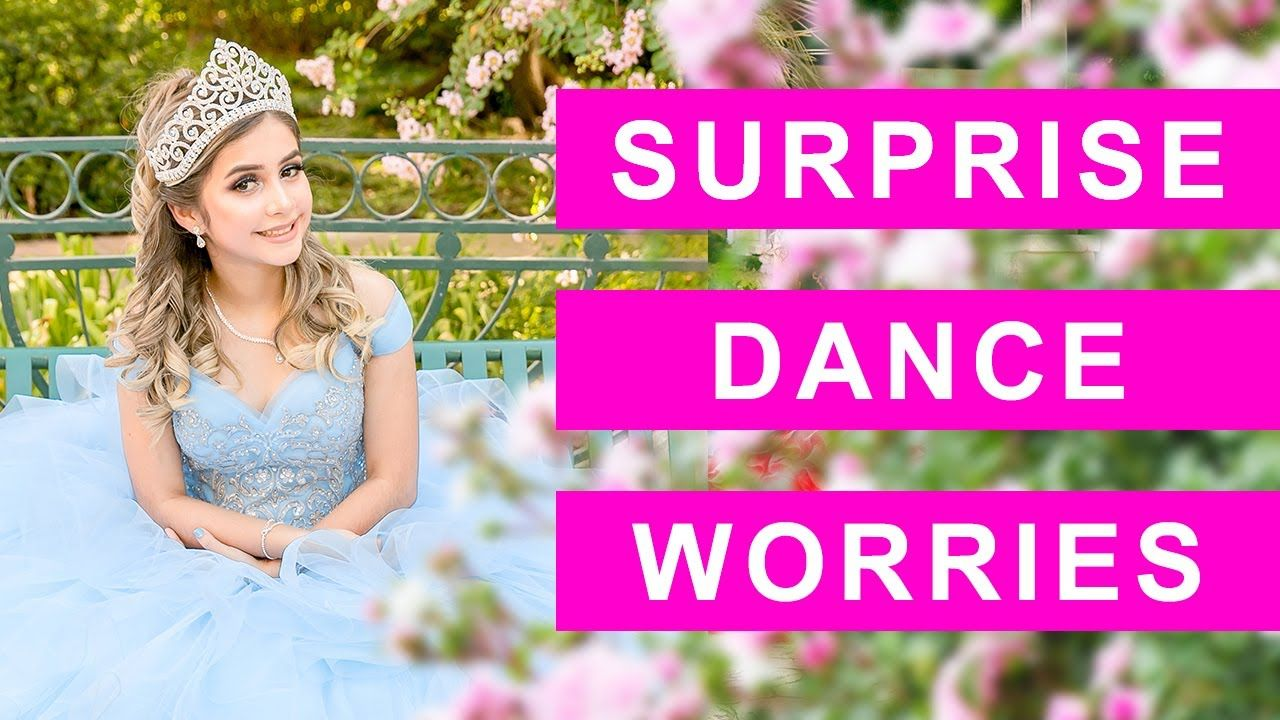 Watch this quinceañera and her court worry about their