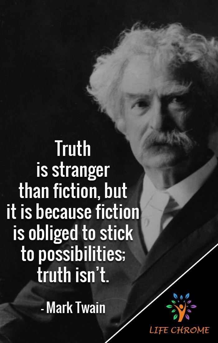 Mark Twain Quotes (Best 80) Mark twain quotes, Mark