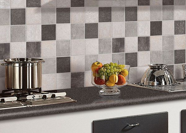 Kitchen Wall Tiles Are Made Of Natural Stone Which Are