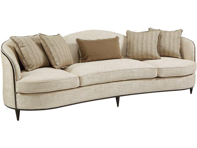 Best Art Furniture Curva Perla Sofa 550541 5014Aa Furniture 400 x 300