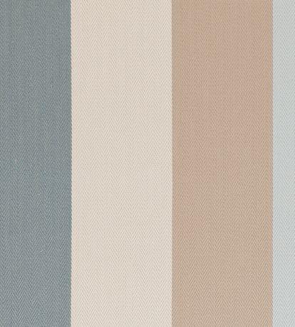 Lawn Stripe Fabric by Clarke & Clarke | Jane Clayton